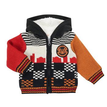 Kleidung Jungen Strickjacken Catimini CR18062-17 Multicolor