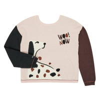 Kleidung Mädchen Pullover Catimini CR18115-34 Multicolor