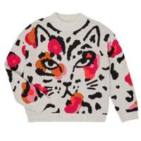 Kleidung Mädchen Pullover Catimini CR18035-11 Multicolor