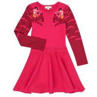 Kleidung Mädchen Kurze Kleider Catimini CR30085-35 Rose