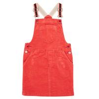 Kleidung Mädchen Kurze Kleider Catimini CR31025-67-C Rot