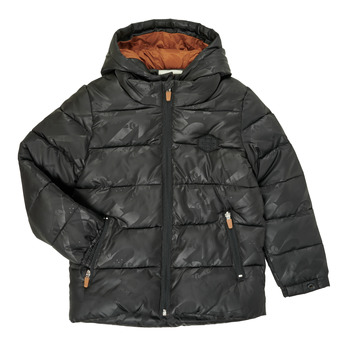 Kleidung Jungen Daunenjacken Catimini CR41034-02-C Schwarz