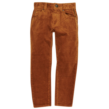 Kleidung Jungen 5-Pocket-Hosen Catimini CR22024-64-C Braun