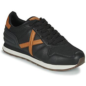 Schuhe Herren Sneaker Low Munich MASSANA Schwarz