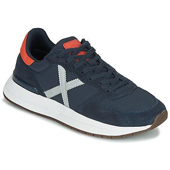 Schuhe Herren Sneaker Low Munich SOON Blau