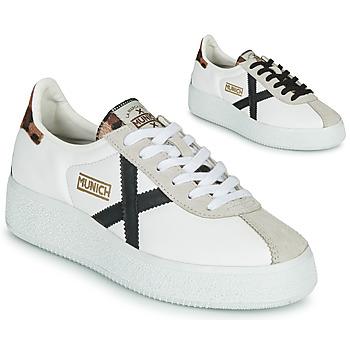 Schuhe Damen Sneaker Low Munich BARRU SKY Weiss