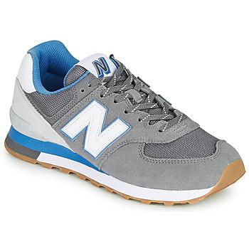 Schuhe Herren Sneaker Low New Balance 574 Grau / Blau