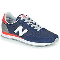 Schuhe Herren Sneaker Low New Balance 720 Blau / Rot