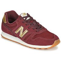 Schuhe Damen Sneaker Low New Balance 373 Bordeaux