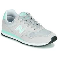 Schuhe Damen Sneaker Low New Balance 393 Grau