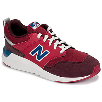 Schuhe Kinder Sneaker Low New Balance YS009 Rot