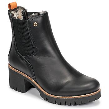Schuhe Damen Boots Panama Jack PIA Schwarz