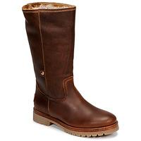 Schuhe Damen Boots Panama Jack BAMBINA Braun