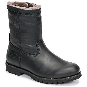 Schuhe Herren Boots Panama Jack FEDRO Schwarz