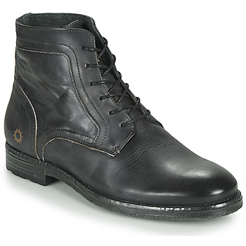Schuhe Herren Boots Base London CASSIDY Grau