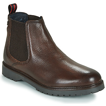 Schuhe Herren Boots Base London ANVIL Braun