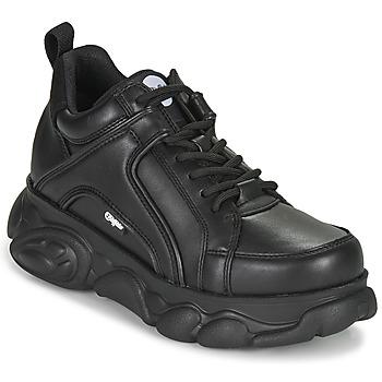 Schuhe Damen Sneaker Low Buffalo CORIN Schwarz