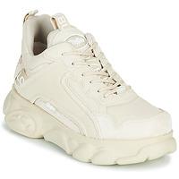 Schuhe Damen Sneaker Low Buffalo CHAI Creme