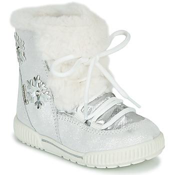 Schuhe Mädchen Schneestiefel Primigi RIDE 19 GTX Silbern
