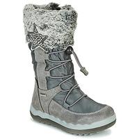 Schuhe Mädchen Schneestiefel Primigi FROZEN GTX Grau