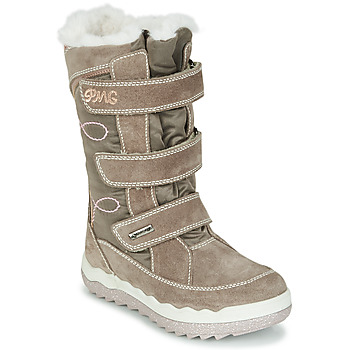 Schuhe Mädchen Schneestiefel Primigi FROZEN GTX Beige / Braun