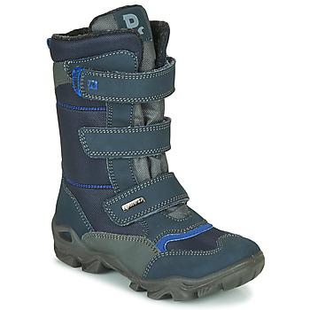 Schuhe Jungen Schneestiefel Primigi PATH GTX Blau