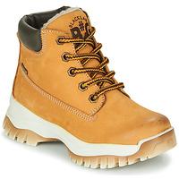 Schuhe Jungen Boots Primigi HOSHI GTX Cognac