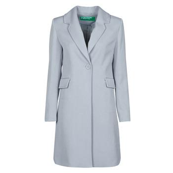 Kleidung Damen Mäntel Benetton 2AMH5K2R5 Grau
