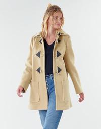 Kleidung Damen Mäntel Benetton 2BZP53655 Beige
