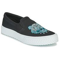 Schuhe Damen Slip on Kenzo K SKATE Schwarz