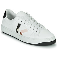 Schuhe Damen Sneaker Low Kenzo K LOGO Weiss