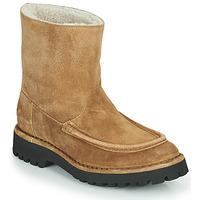 Schuhe Damen Boots Kenzo K MOUNT Camel