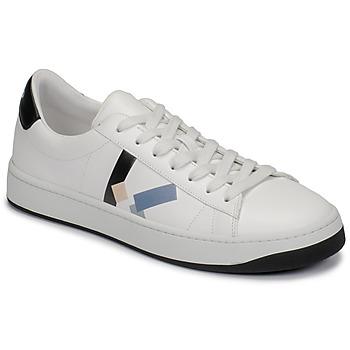 Schuhe Herren Sneaker Low Kenzo FA65SN172 Weiss