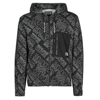 Kleidung Herren Sweatshirts Versace Jeans Couture B7GZB707 Schwarz
