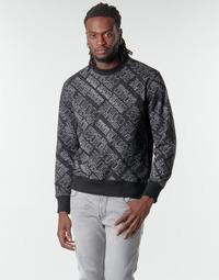 Kleidung Herren Sweatshirts Versace Jeans Couture B7GZB7F5 Schwarz
