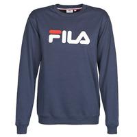 Kleidung Sweatshirts Fila PURE Crew Sweat Blau