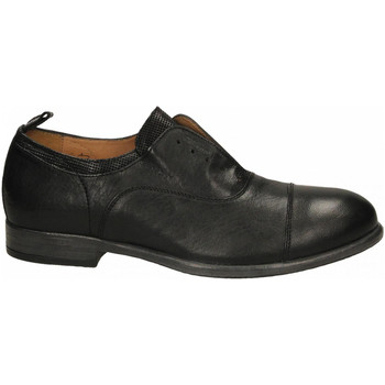 Schuhe Herren Derby-Schuhe Antica Cuoieria OYSTER nero