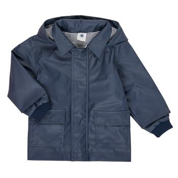 Kleidung Kinder Parkas Petit Bateau FETE Marine