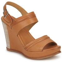 Schuhe Damen Sandalen / Sandaletten Zinda HAPPY Braun