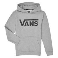 Kleidung Kinder Sweatshirts Vans VANS CLASSIC PO Grau