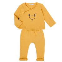 Kleidung Mädchen Kleider & Outfits Noukie's Z050377 Gelb