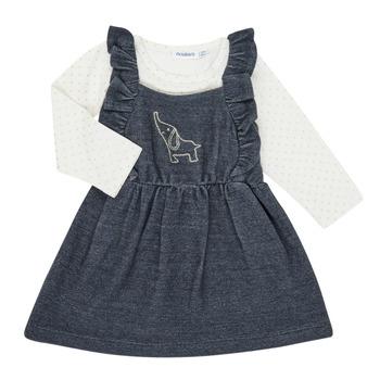Kleidung Mädchen Kleider & Outfits Noukie's Z050379 Marine