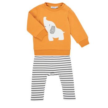 Kleidung Mädchen Kleider & Outfits Noukie's Z051372 Multicolor