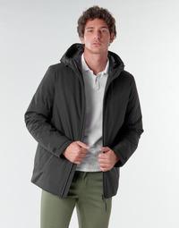 Kleidung Herren Jacken Geox CLINDFORD Schwarz