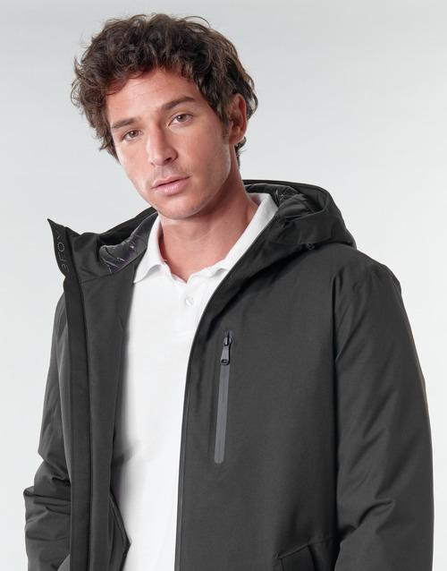 Geox CLINDFORD Schwarz - Kostenloser Versand |  - Kleidung Jacken Herren 22015 IaYR6