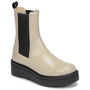 Schuhe Damen Boots Vagabond TARA Beige