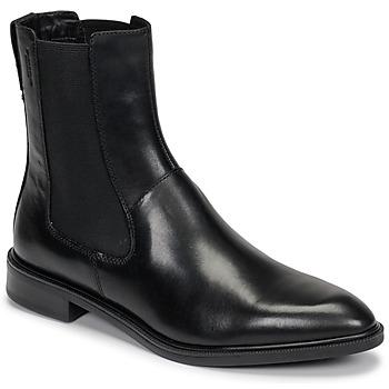 Schuhe Damen Boots Vagabond Shoemakers FRANCES Schwarz
