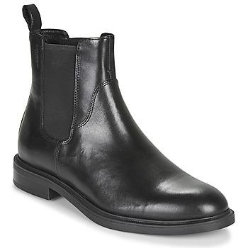 Schuhe Damen Boots Vagabond Shoemakers AMINA Schwarz