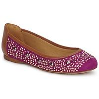 Schuhe Damen Ballerinas Zinda ROMY Violett