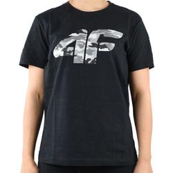 Kleidung Jungen T-Shirts 4F Boy's T-shirt HJL20-JTSM003-20S